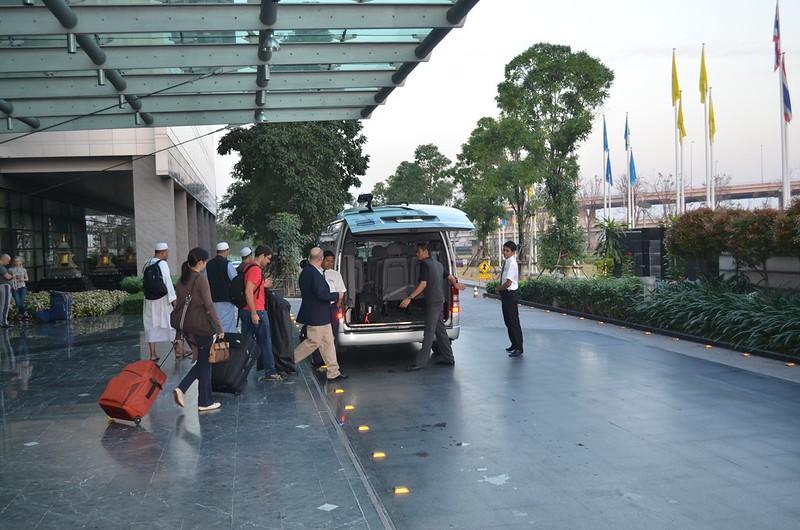 Airport transfer 2