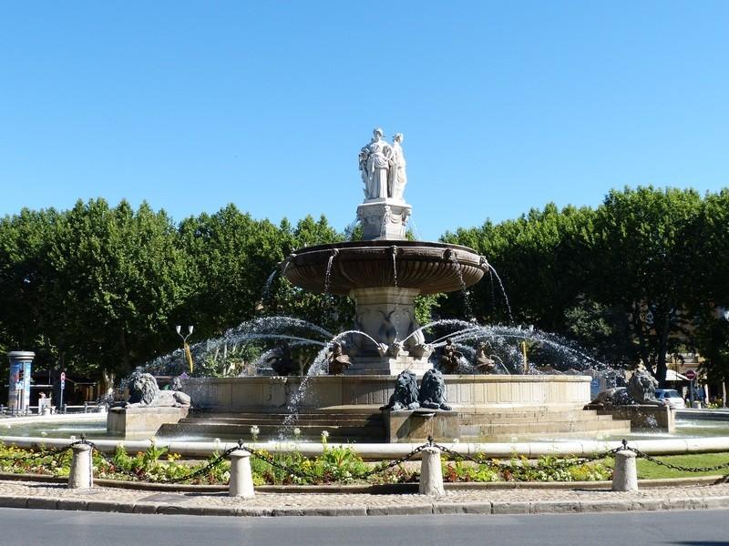Aix en Provence Tour