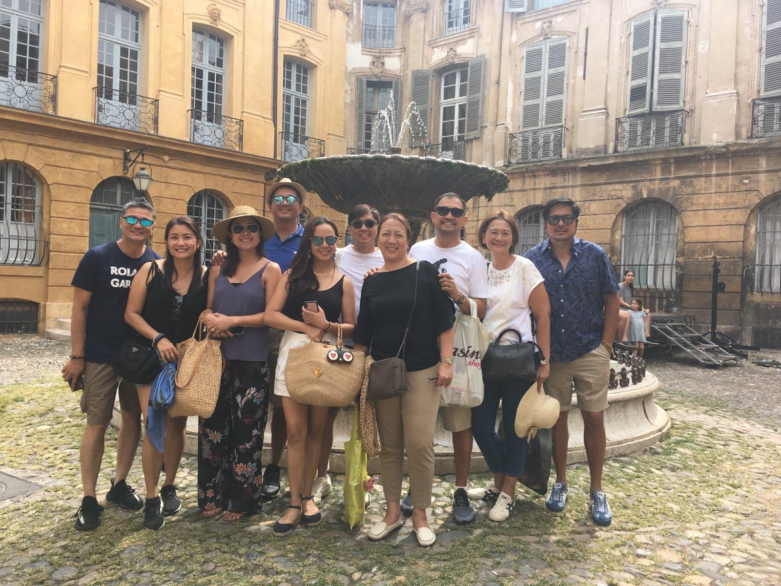 Aix en Provence Guided Tour