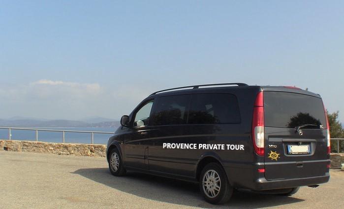 Cannes Minivan Tours