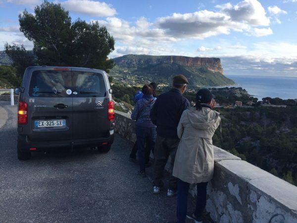 Cassis Minivan Tours