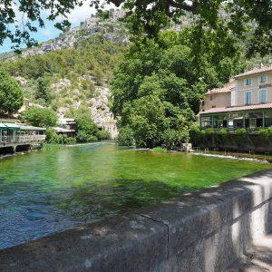 Fontaine de Vaucluse Tour