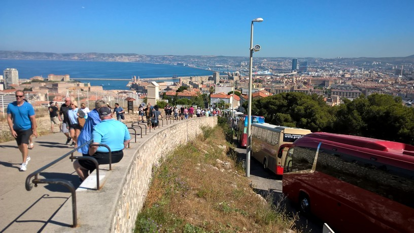 Marseille Private Bus Tour