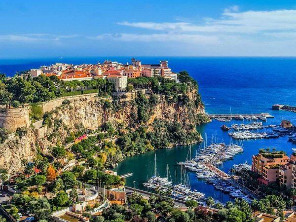 Monaco Shore Excursions, Monaco Walking Tour