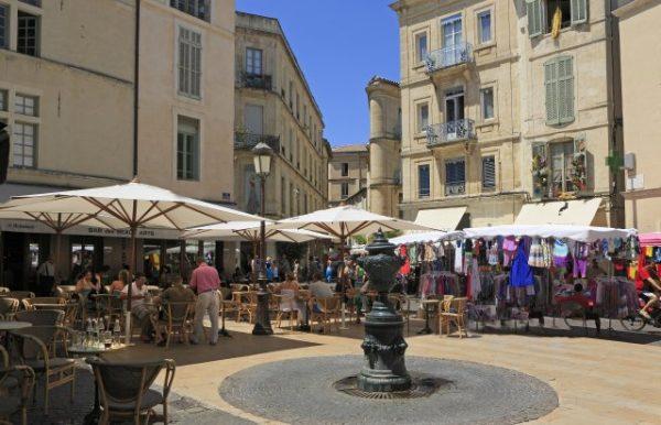 Nîmes Private Walking Tour, pont du gard tour