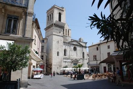 Nîmes Walking Tour