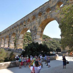 Pont du Gard Tour, arles tour, pont du gard bus tour