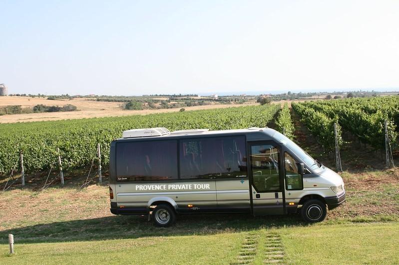 Provence Minibus Tour