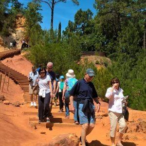 Roussillon Guided Tour, provence tour