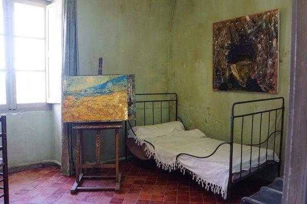 Van Gogh tour,