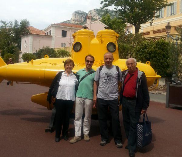 Monaco Guided Tour, Monaco tour guide, monaco walking tour
