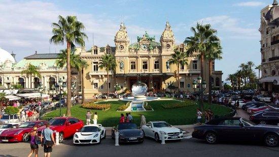 Monaco bus tour, Monte Carlo Guided Tour
