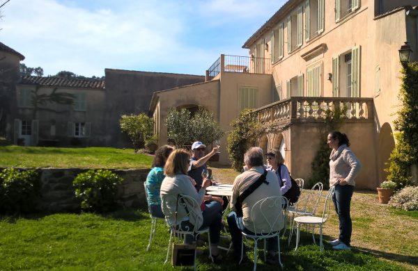 Saint Tropez Wine tour