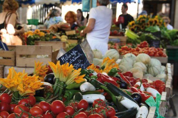 provence private tour aix en provence market