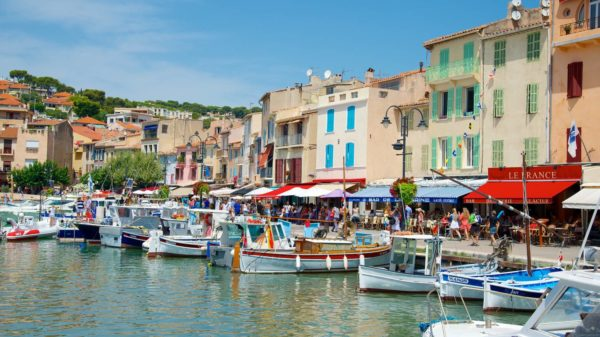 Cassis Guided Tour, cassis tour