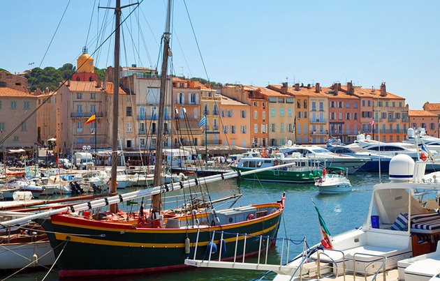 Hotel Booking Saint Tropez
