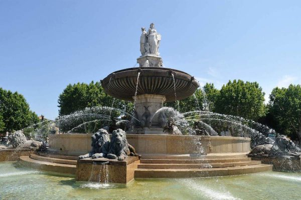 Excursion Aix en Provence