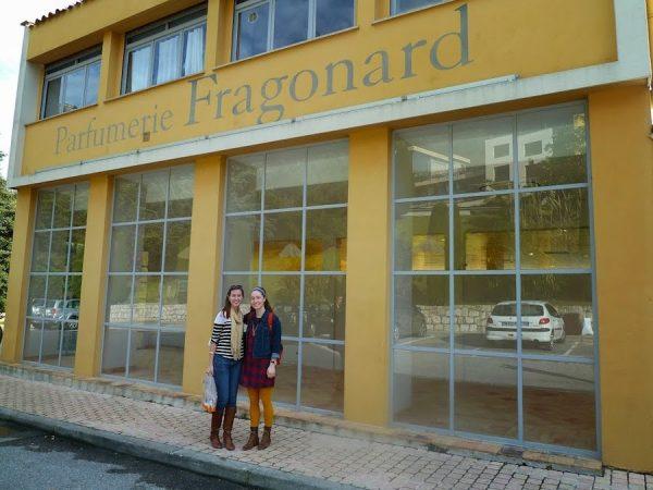 Fragonard Tour, tour eze