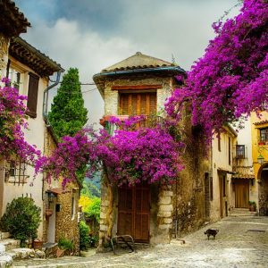 Saint Paul de Vence Walking Tour