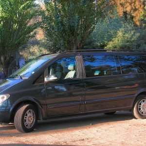 Minivan Touren
