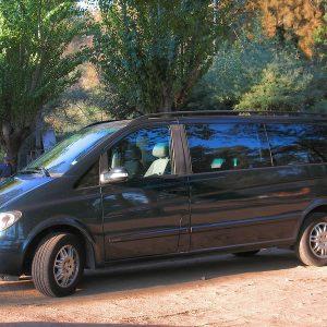 Tour in Minivan
