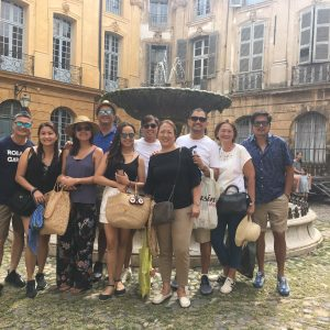 Aix en Provence Guided Tour, marseille bus tour