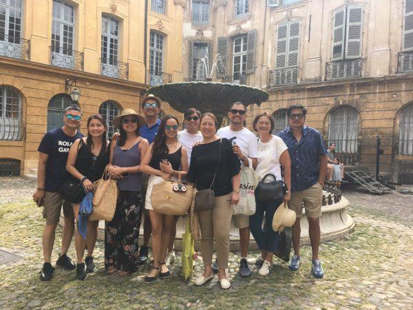 Aix en Provence Guided Tour, marseille bus tour