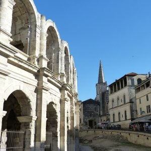 Arles Walking Tour, visit arles