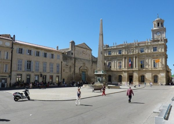 Arles Guided Tours