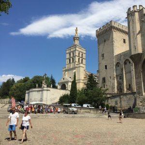 Avignon Tour Guide