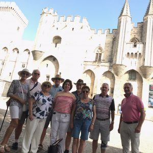 Avignon Tour Guide, Avignon Small Group Tours