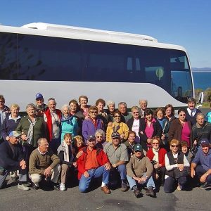 group excursion cassis, Provence Rent Bus, cassis bus tour