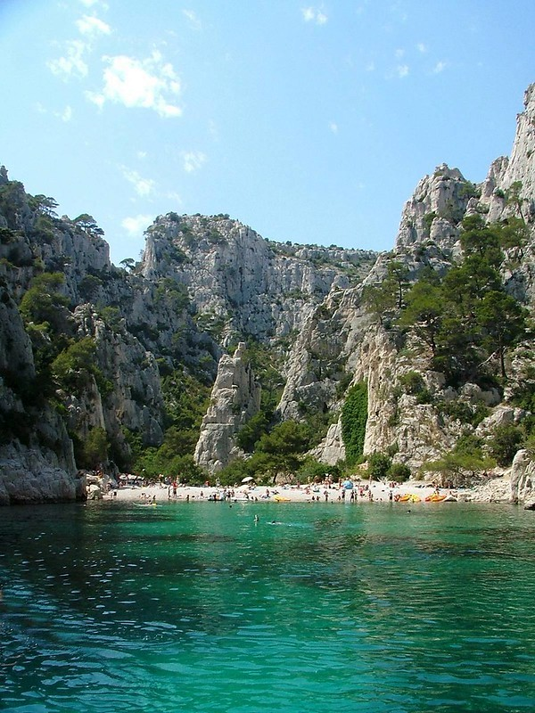 Calanques Tour