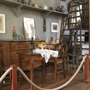 Cezanne Worshop