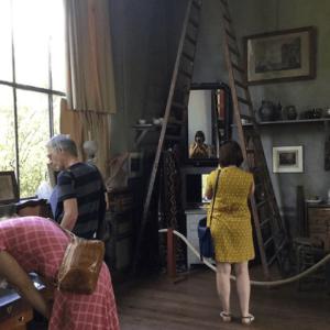 Cezanne tour