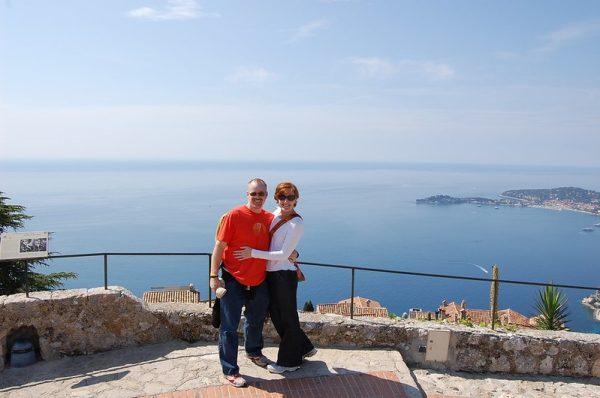 Eze Tour, Monaco tour