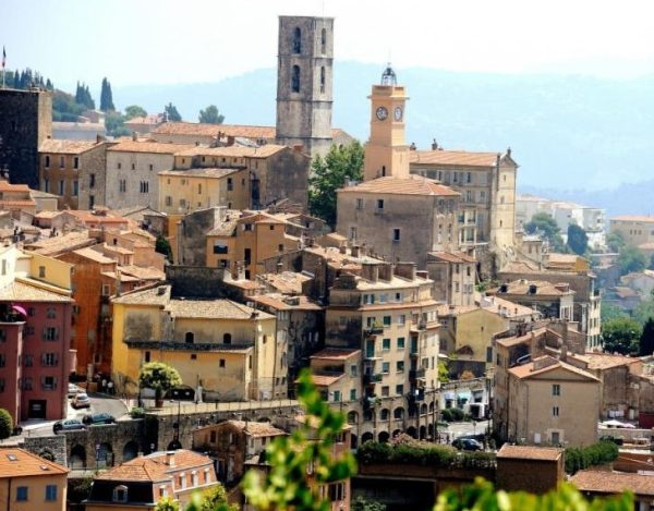 excursion grasse, Grasse Walking Tour