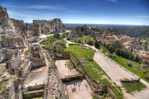 Les Baux de Provence Private Tours