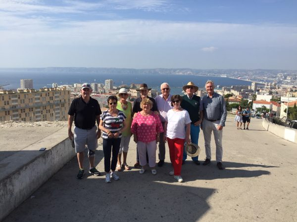 excursion aix en provence, Marseille Guided Tour