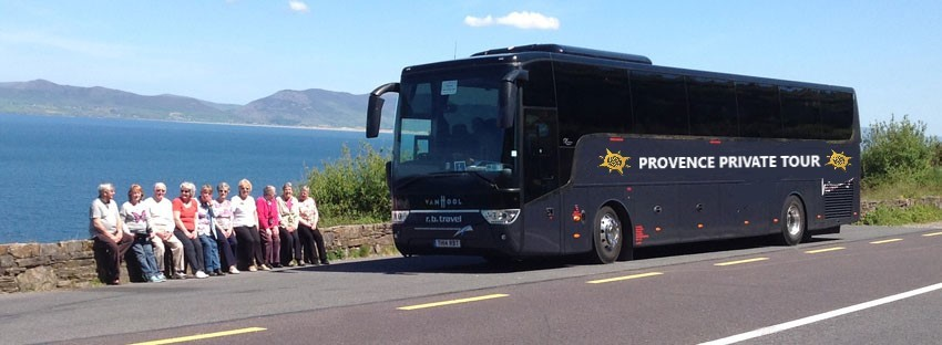 French Riviera Rent Bus