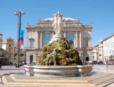 Montpellier Walking Tour Opera