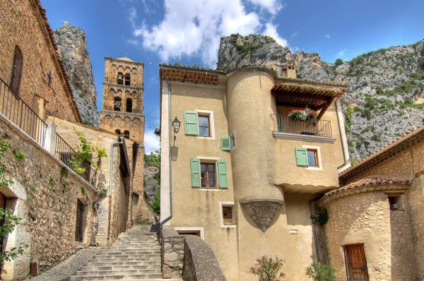 Moustiers Shore Excursions