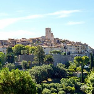 Saint Paul de Vence Shore Excursions