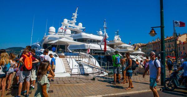 Saint Tropez Walking Tour