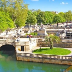 Nimes Walking Tour