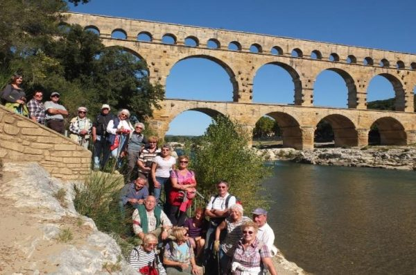 Pont du Gard group excursion