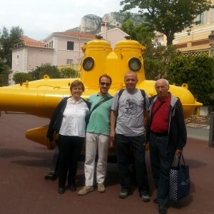 Monaco Guided Tour, Monaco tour guide, monaco walking tour