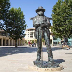 Cézanne Tour, cezanne bus tour
