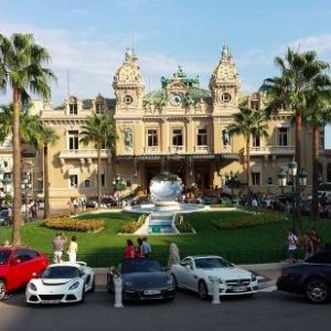 Monaco bus tour, Monte Carlo Guided Tour