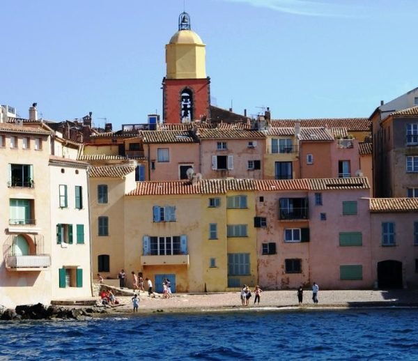 provence tours saint tropez village